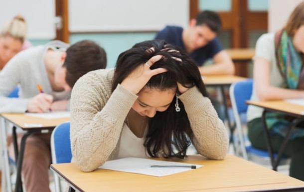 В Украине каждый пятый школьник не сдал ВНО по математике
