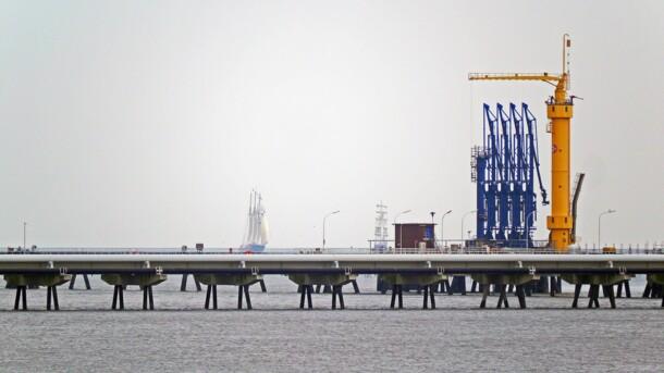 Цены на нефть рванули вверх после резкого падения