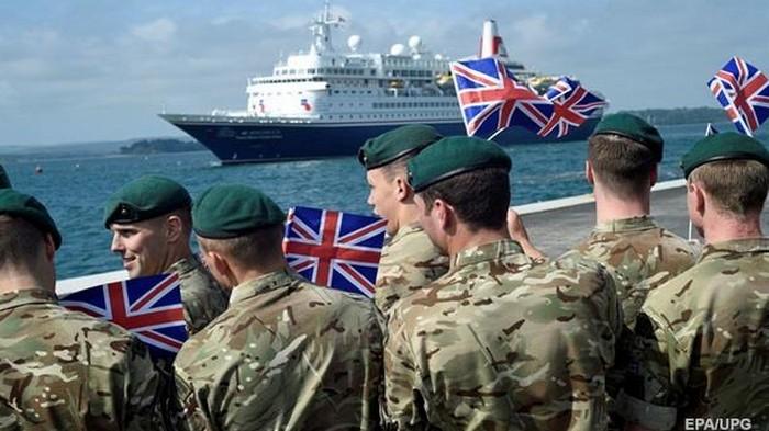 Британия направит спецназ в Персидский залив − СМИ