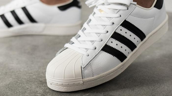 Кроссовки Аdidas Superstar: мода и практичность