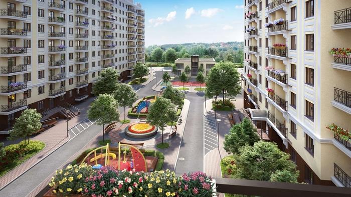 Оригинальные проекты в ЖК Крюковщина: купите квартиру в новостройке