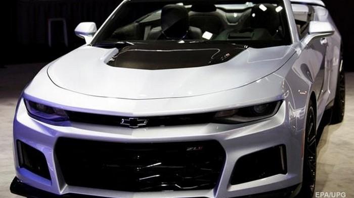 Chevrolet может снять с производства Camaro