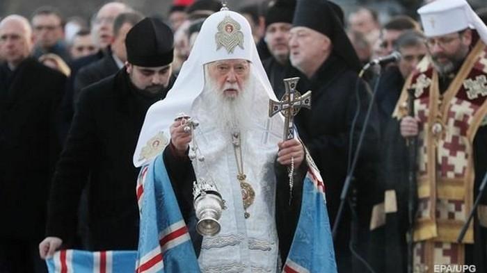 Филарет создал синод КП из отлученных епископов