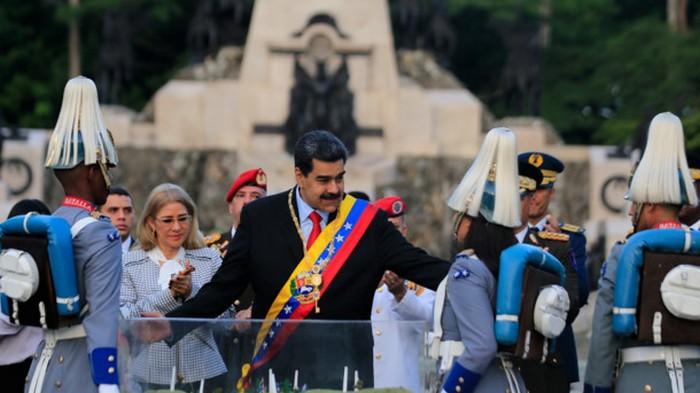 Трамп намерен добиваться свержения президента Венесуэлы