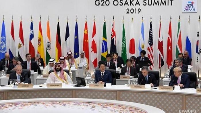 В Японии завершил работу саммит G20