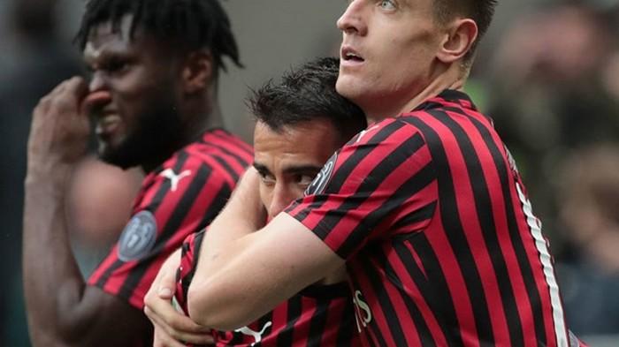 Милан не сможет участвовать в Лиге Европы сезона-2019/20