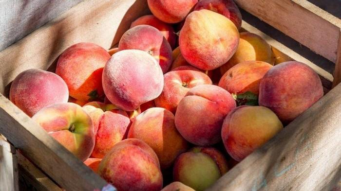 Почему нужно есть персики