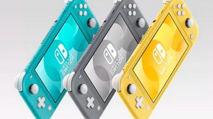 Nintendo представила портативную консоль Switch Lite (видео)