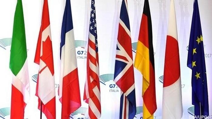 Послы G7 раскритиковали люстрацию от Зеленского