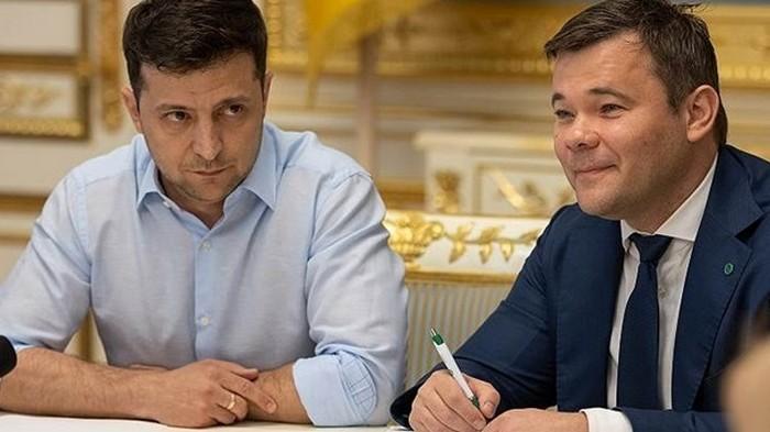 Зеленский подтвердил, что Богдан написал заявление