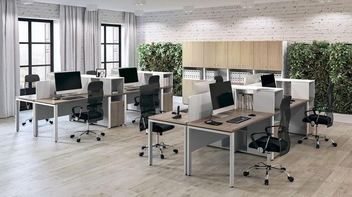 Офисный стол — комфорт сотрудников для эффективной работы