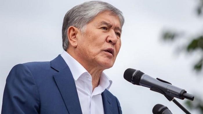 Экс-президента Кыргызстана поместили в СИЗО