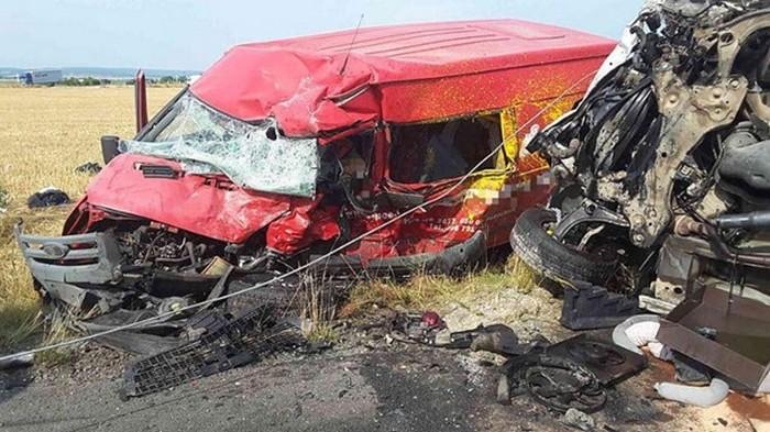 В ДТП в Чехии погибли двое украинцев (фото)