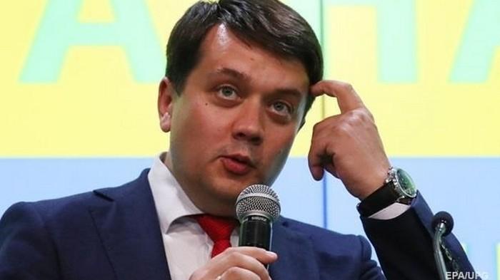 Разумков: Переговоры о коалиции не ведутся