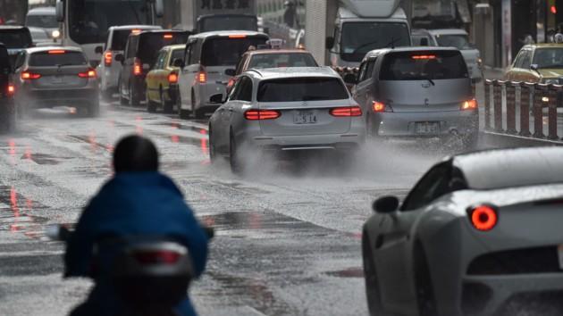 В Японии увеличилось число жертв тайфуна