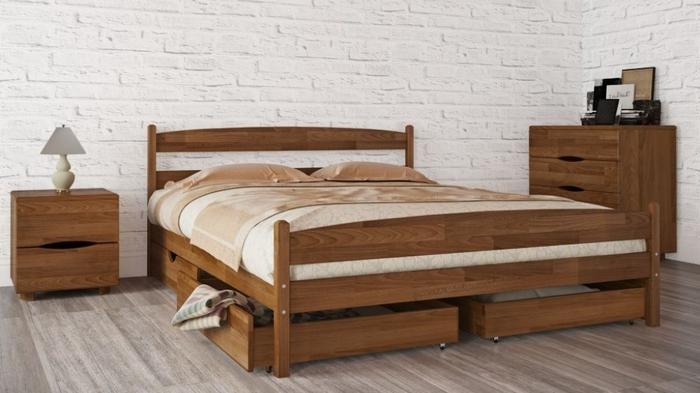 Как правильно выбрать и купить деревянную кровать?