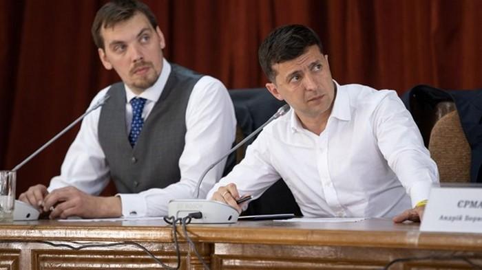 Зеленский назвал условие для отставки правительства