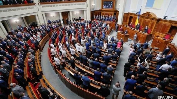 Рада поддержала право народа подавать законопроекты