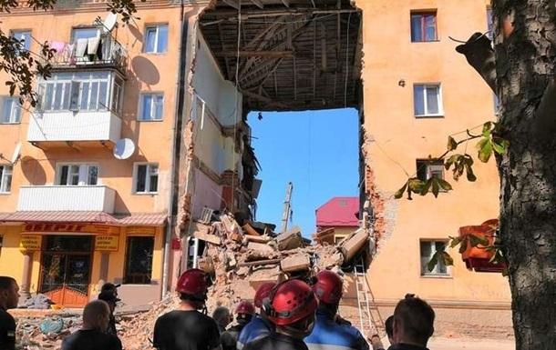 Эксперты назвали новые причины обвала дома в Дрогобыче