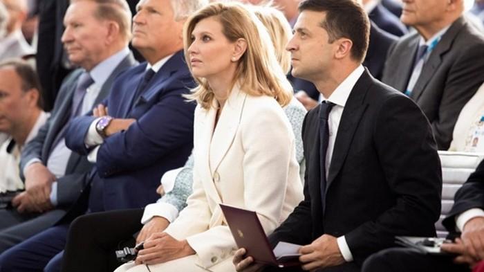 Елена Зеленская рассказала, чем будет заниматься в статусе первой леди