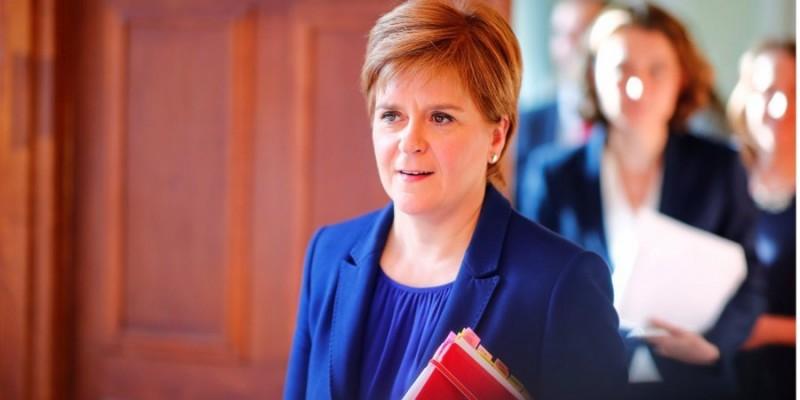 Шотландия намерена остаться в составе Евросоюза в случае Brexit