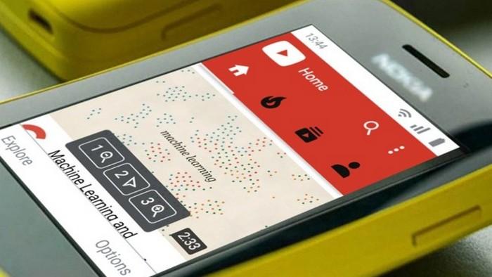 Android заработал на кнопочном мобильном телефоне Nokia (видео)