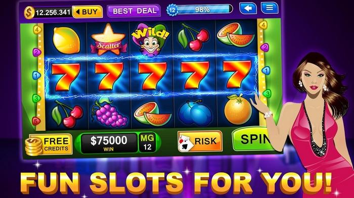 Режим free slots – бесплатные игровые автоматы