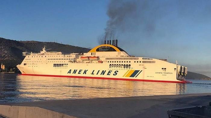 На пароме в Греции произошел пожар: эвакуировали полтысячи пассажиров
