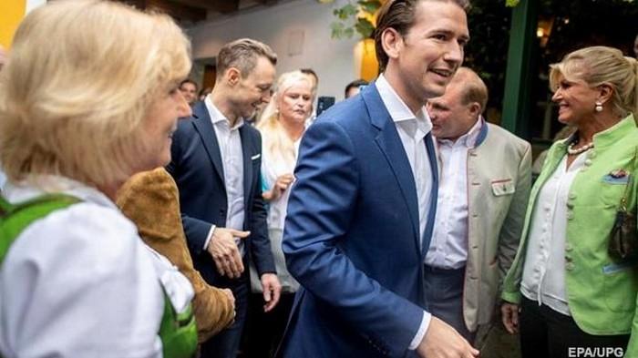 В Австрии проходят досрочные выборы в парламент