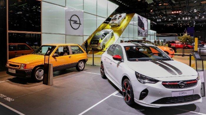 Opel покорил посетителей Франкфуртской автовыставки. Три версии Opel Corsa