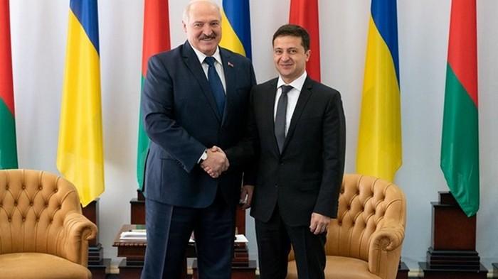 Лукашенко и Зеленский задумали провести Олимпиаду