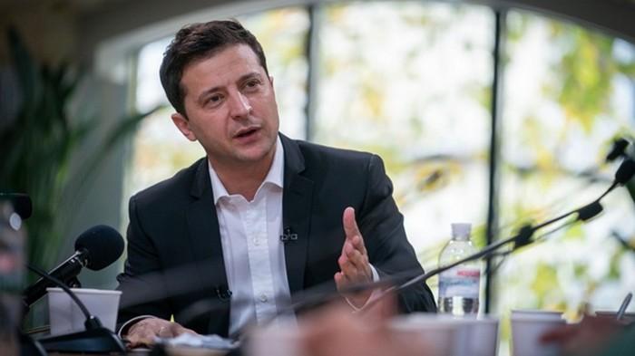 Зеленский рассказал, какие медиа читает
