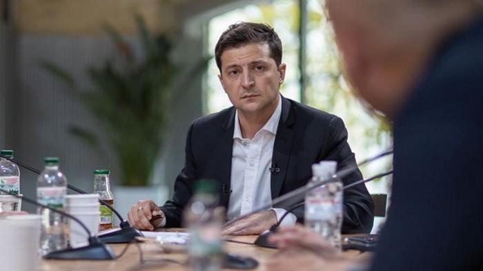 Зеленский назвал главное разочарование на посту президента