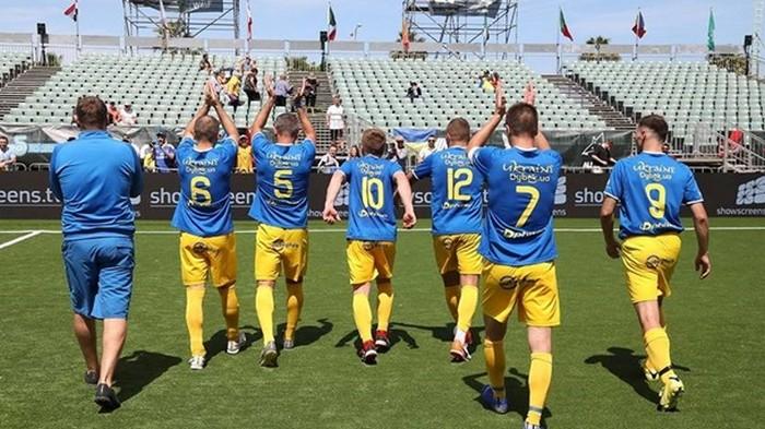Украина покинула ЧМ по мини-футболу в шаге от полуфинала