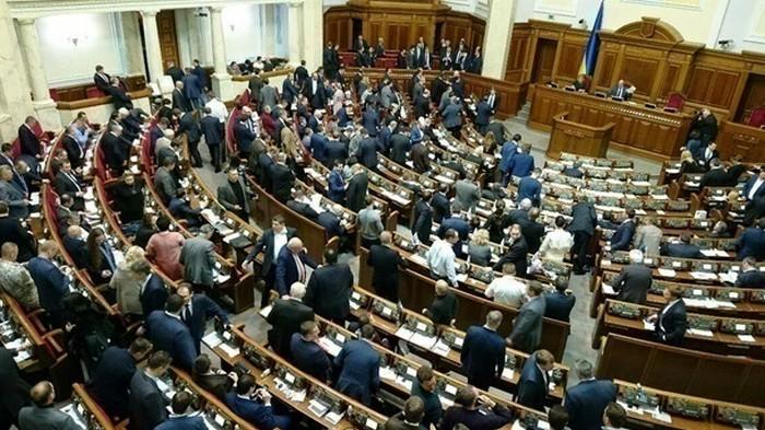 В сентябре 60% законопроектов Рады были признаны законодательным спамом