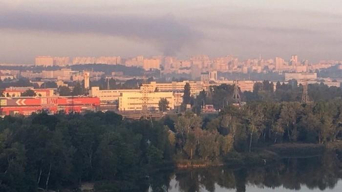 Смог в Киеве продержится еще несколько дней - горсовет