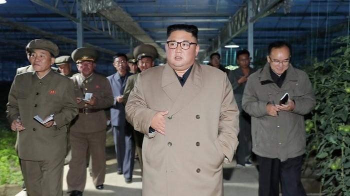 Ким Чен Ын заявил об особых отношениях с Трампом