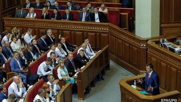 Верховная Рада узаконит наказание для кнопкодавов