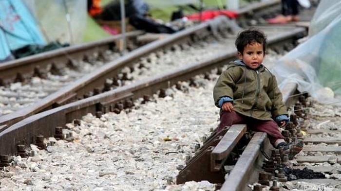 В Словакии нашли группу детей-беженцев в грузовом поезде