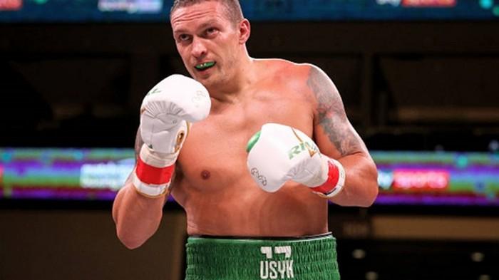 Усик может встретиться с Чисорой в бою за чемпионство WBO в супертяжелом весе