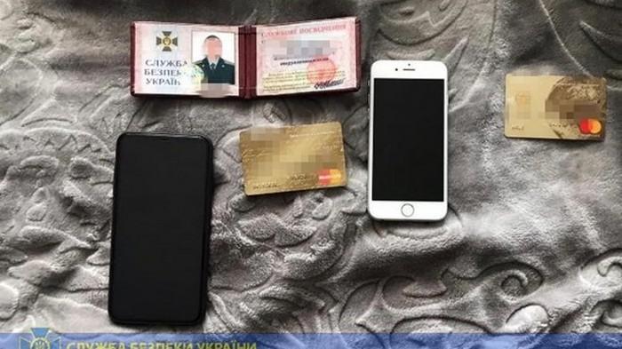 В Одессе за взятку задержали сотрудника СБУ