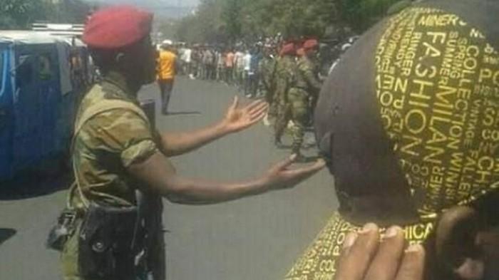 В Эфиопии во время протестов погибли почти 80 человек