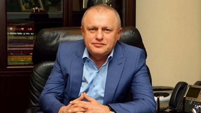 Суркис: Нужно дать Михайличенко время