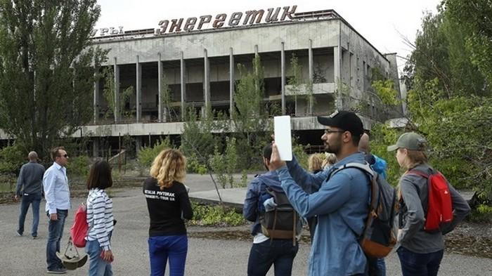 С начала 2019 года более 100 тысяч туристов посетили Чернобыль