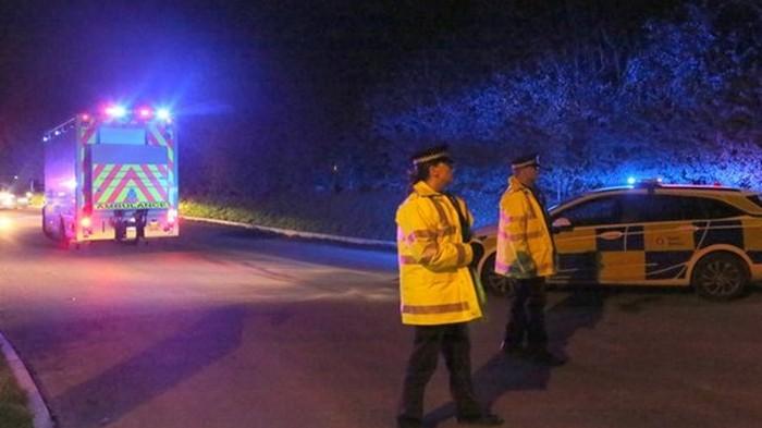В Англии 57 человек пострадали из-за утечки химического вещества