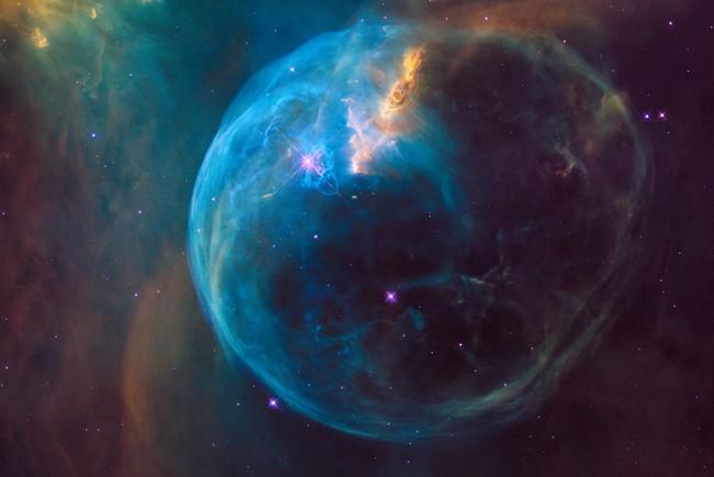 Ученые обнаружили край Вселенной (видео)