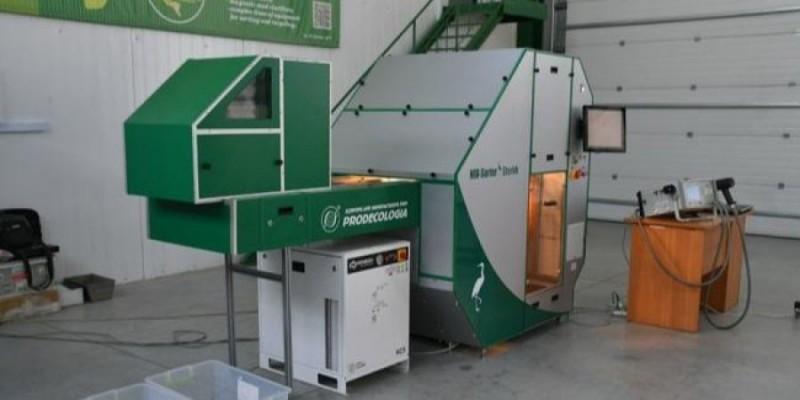 В Ровно изобрели аппарат по переработке полимеров: он имеет всего пару аналогов в мире