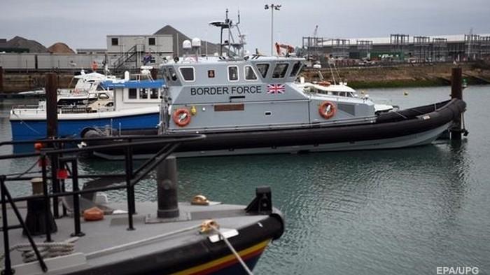 В проливе Ла-Манш задержали 39 мигрантов