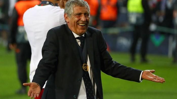 Сантуш побил рекорд в сборной Португалии по количеству побед