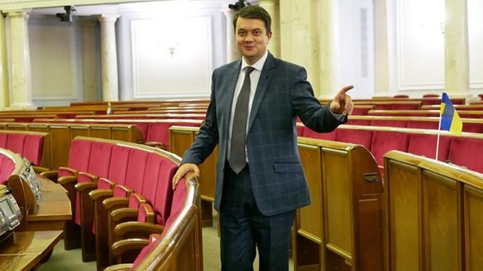 Разумков рассказал, почему вышел из Партии регионов